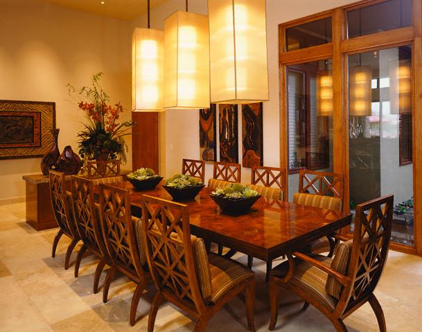 Dinner Table for Ten