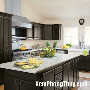 kitchen Bài trí hướng bếp theo cung mạng