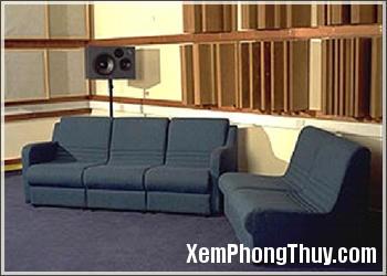 phong nhac 3 Bài trí không gian nghe nhạc trong phòng ngủ