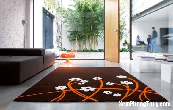 tham 1 1339845899 Sử dụng thảm đúng cách sẽ đem lại may mắn cho ngôi nhà