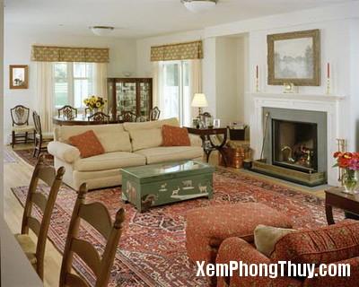 tham 2 1339845917 Sử dụng thảm đúng cách sẽ đem lại may mắn cho ngôi nhà