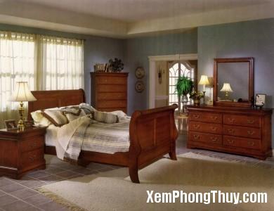 giuongngucoguong 390x300 Những kiêng kỵ khi sắp xếp phòng ngủ