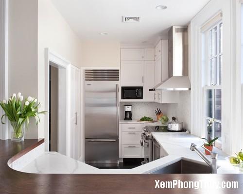 26 5 Những điều cấm kỵ khi bố trí tủ bếp và kệ bếp gia đình