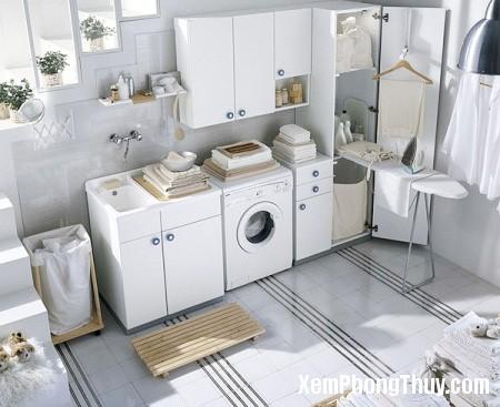 may giat 1466801590 Không nên bỏ qua việc đặt máy giặt cho chuẩn phong thủy