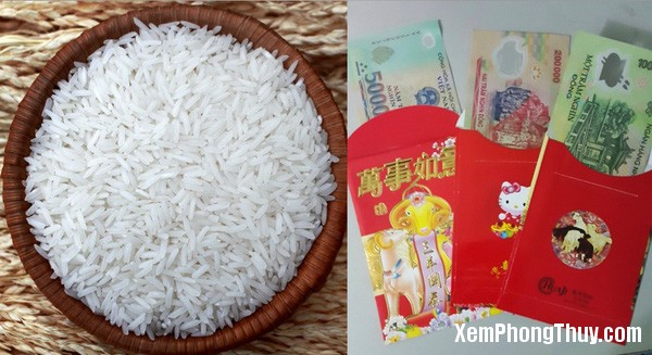 hu gao 4 Tiền vô như nước, thăng quan phát tài chỉ nhờ hũ gạo, bạn có tin không?