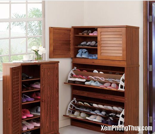 clip image0053 Bị hao mòn sức khỏe chỉ vì đặt tủ giày sai chỗ trong nhà