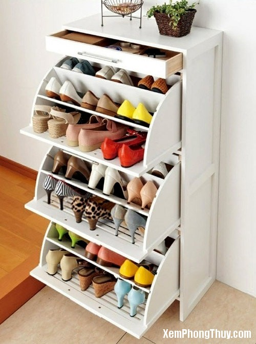 clip image0101 Bị hao mòn sức khỏe chỉ vì đặt tủ giày sai chỗ trong nhà