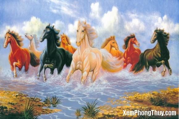nhung dieu dai ky khi treo tranh phong thuy trong nha Treo tranh phong thủy trong nhà mà không biết những đại kị này là đang rước xui xẻo