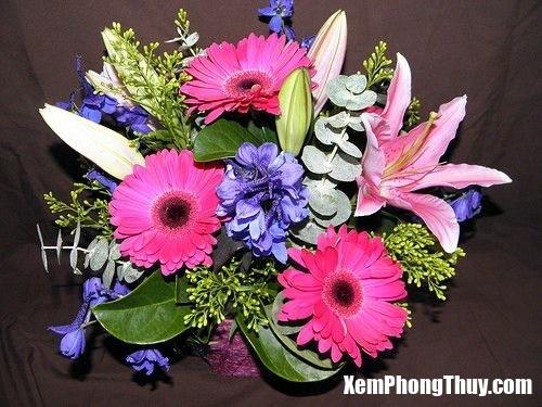 goi y cam hoa ngay tet dep hop phong thuy mang lai may man cho toan gia dinh 1 Nghệ thuật cắm hoa tươi hợp khoa học phong thủy cần nắm rõ
