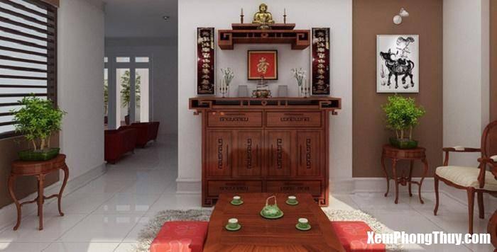 66e8ce47da8914b413c4594b544d00d4 Đặt bàn thờ theo cách này ảnh hưởng nghiêm trọng đến thành viên trong gia đình