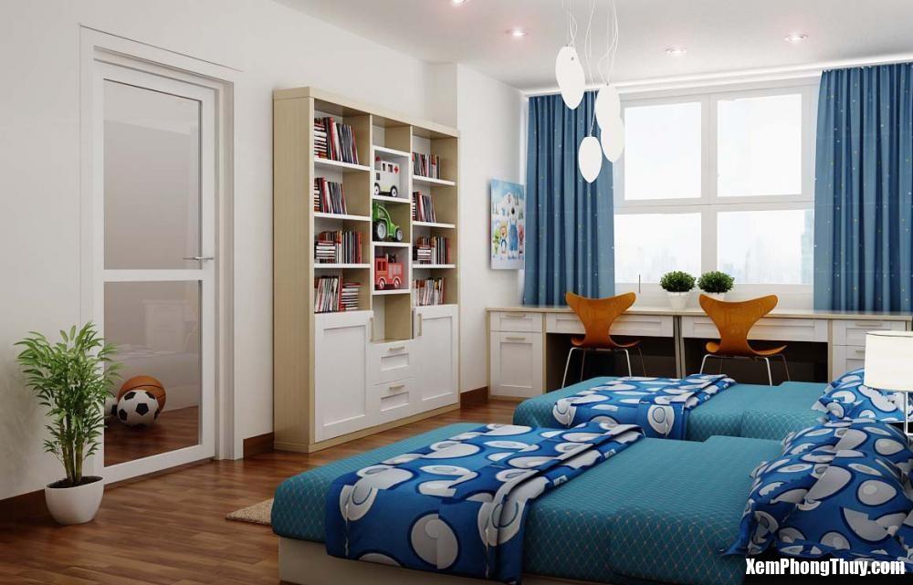 20180625070913040124 73df Những lỗi khoa học phong thủy cần tránh khi định bài trí phòng ngủ cho trẻ